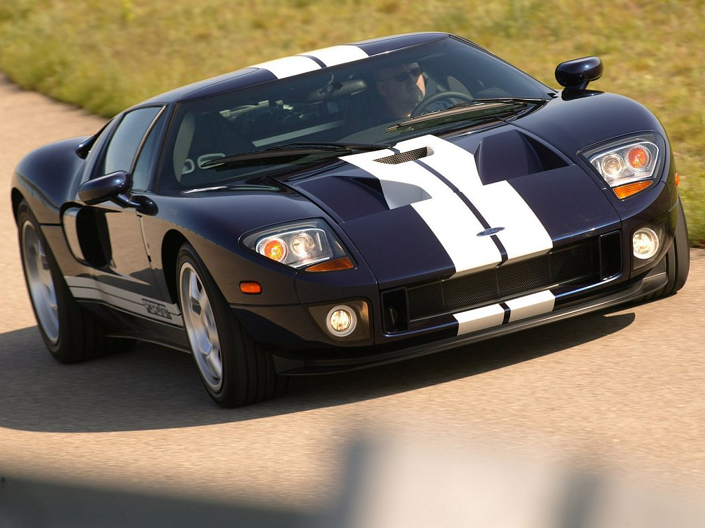 Ford GT #10