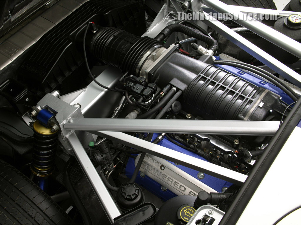 Ford GT engine #4