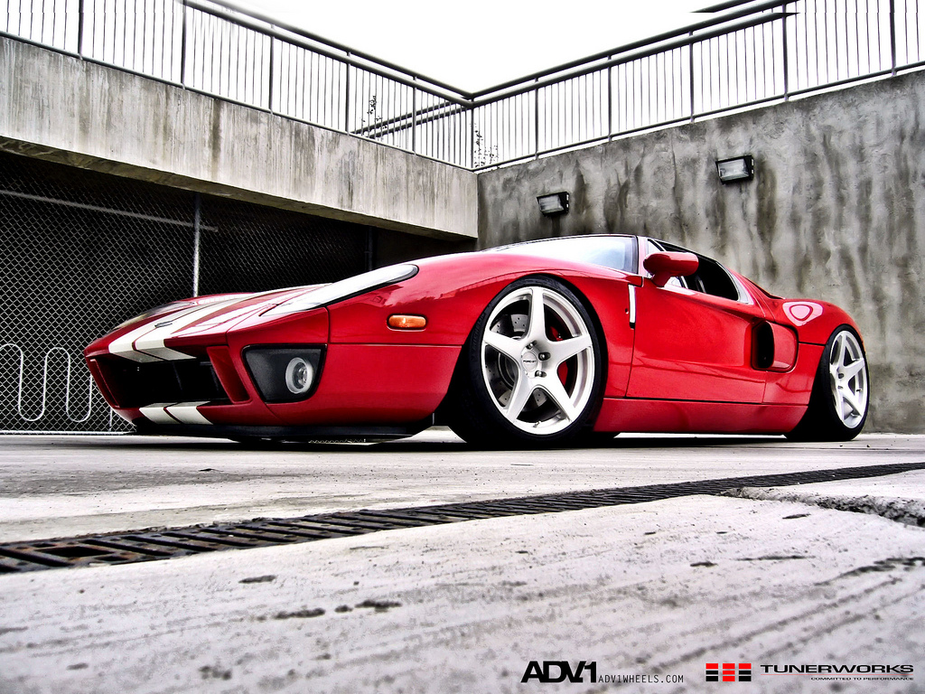 Ford GT wheels #2