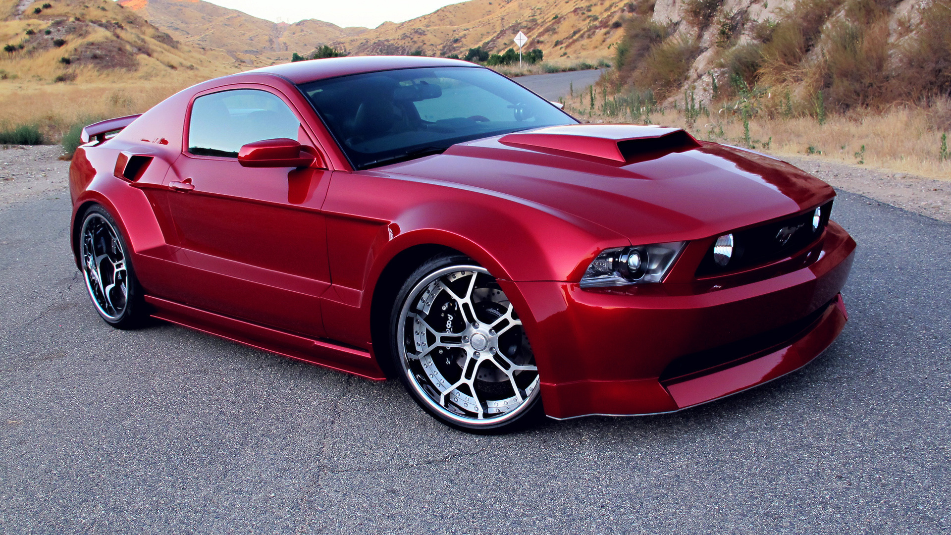 Ford Mustang #17