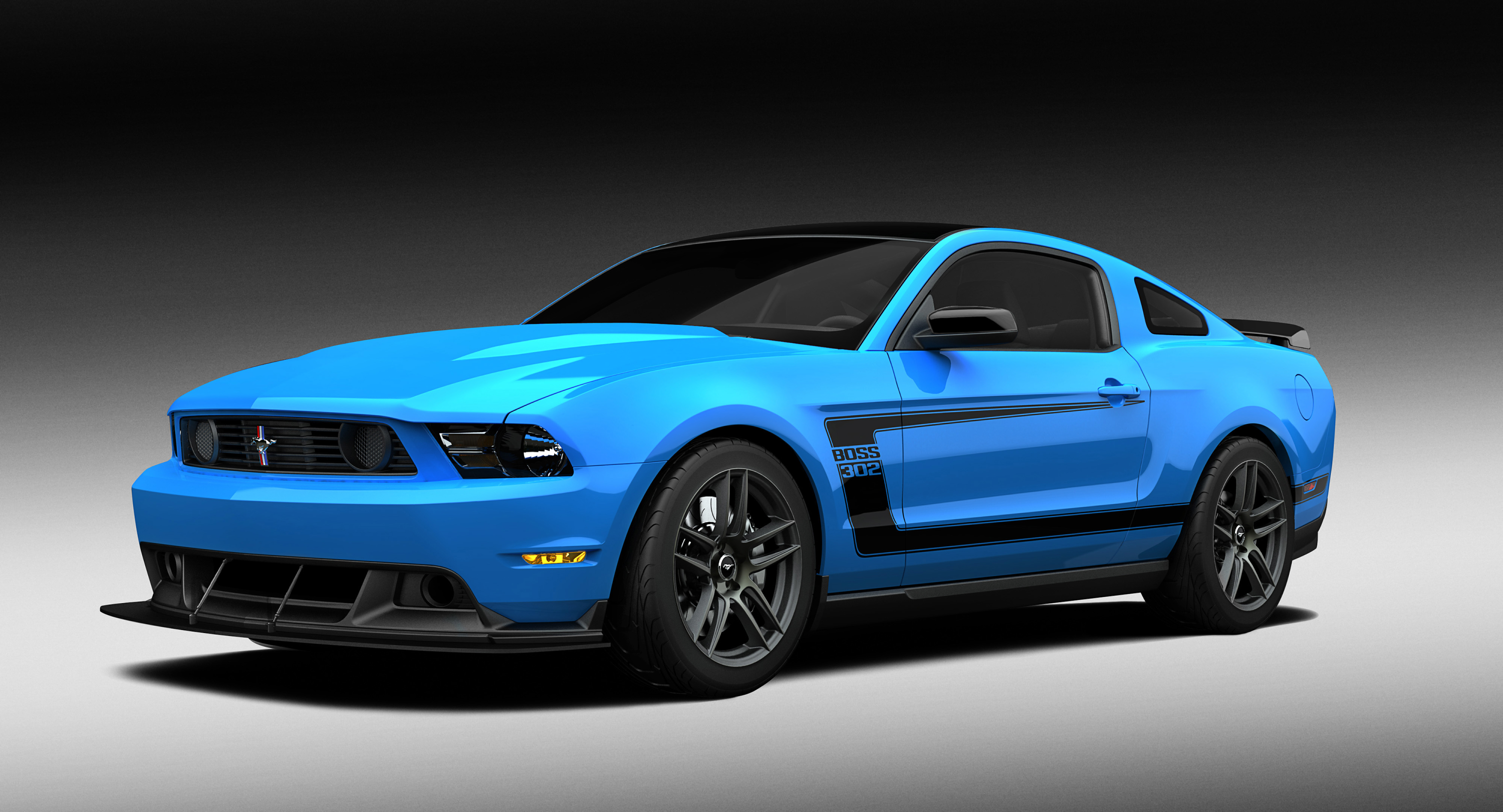 Ford Mustang #18