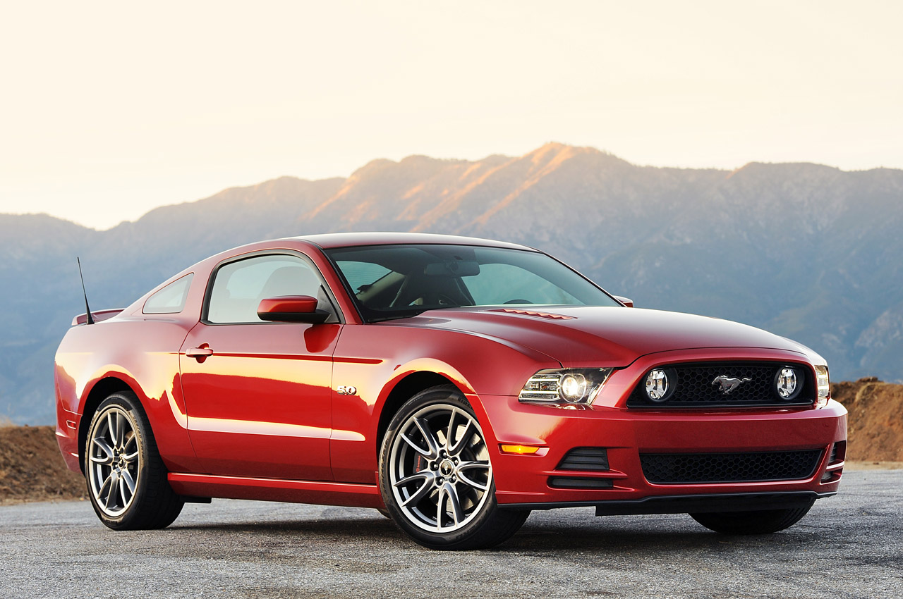 Ford Mustang #10