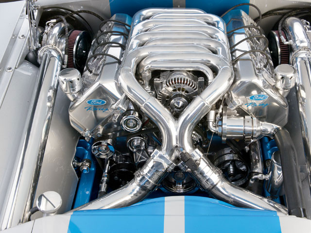 Ford Mustang engine #2