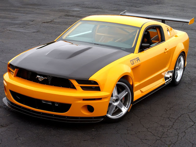 Ford Mustang #1
