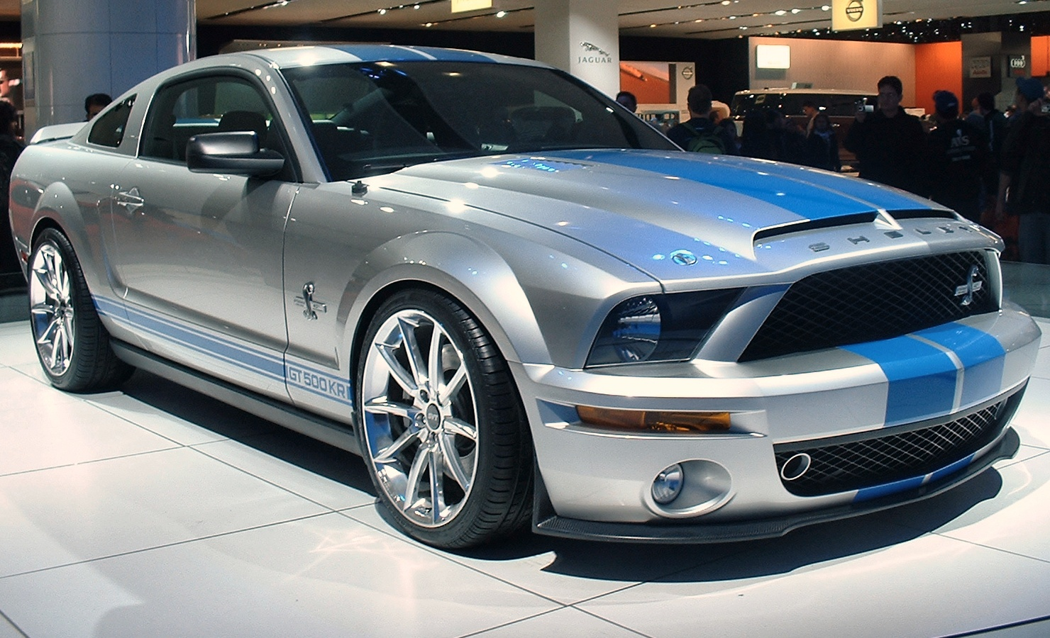 Ford Shelby GT500 #5