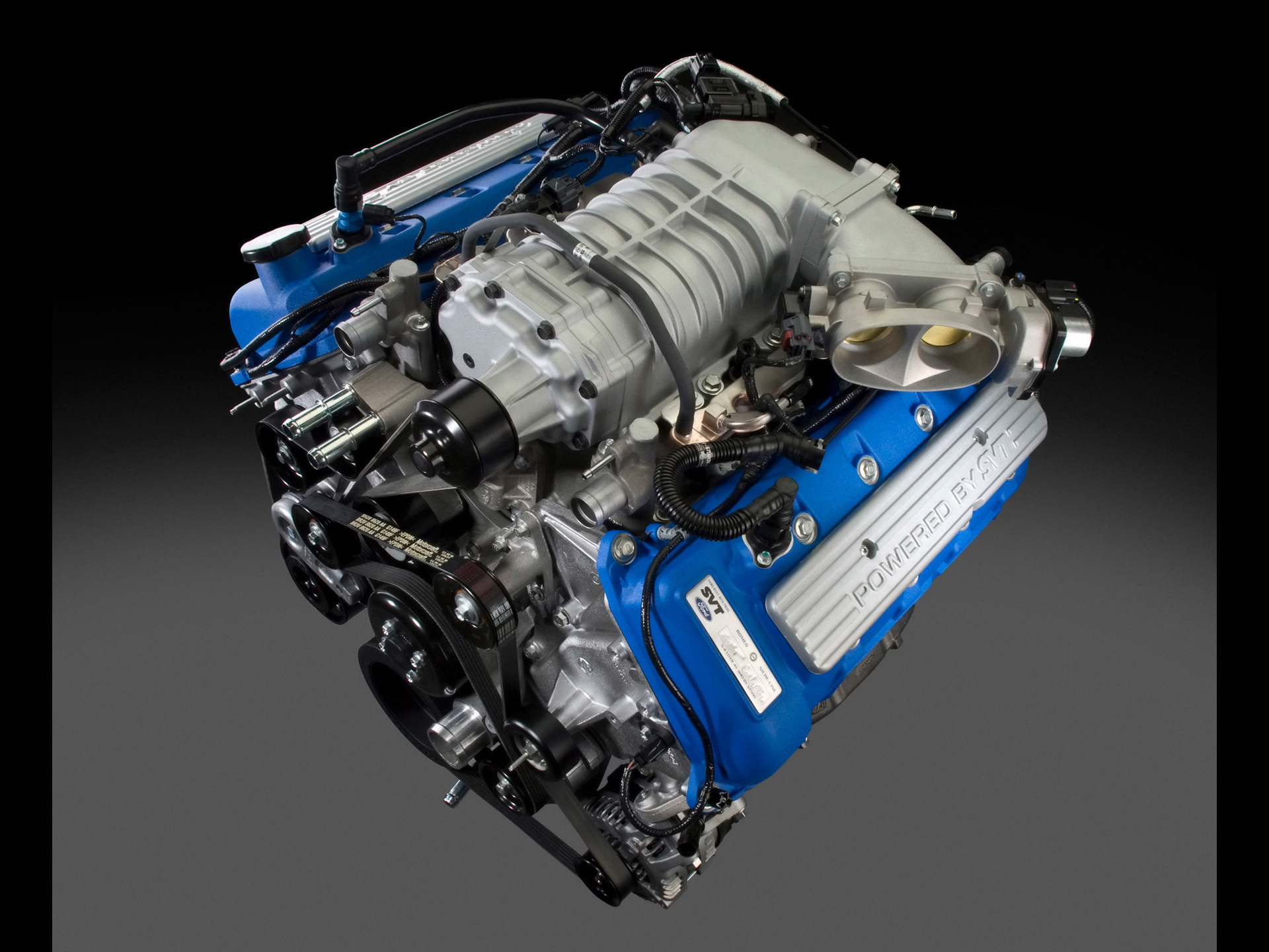 Ford Shelby GT500 engine #3