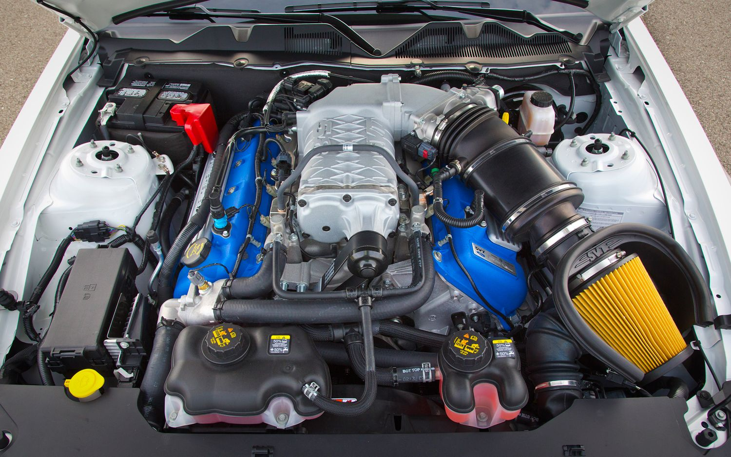 Ford Shelby GT500 engine #4