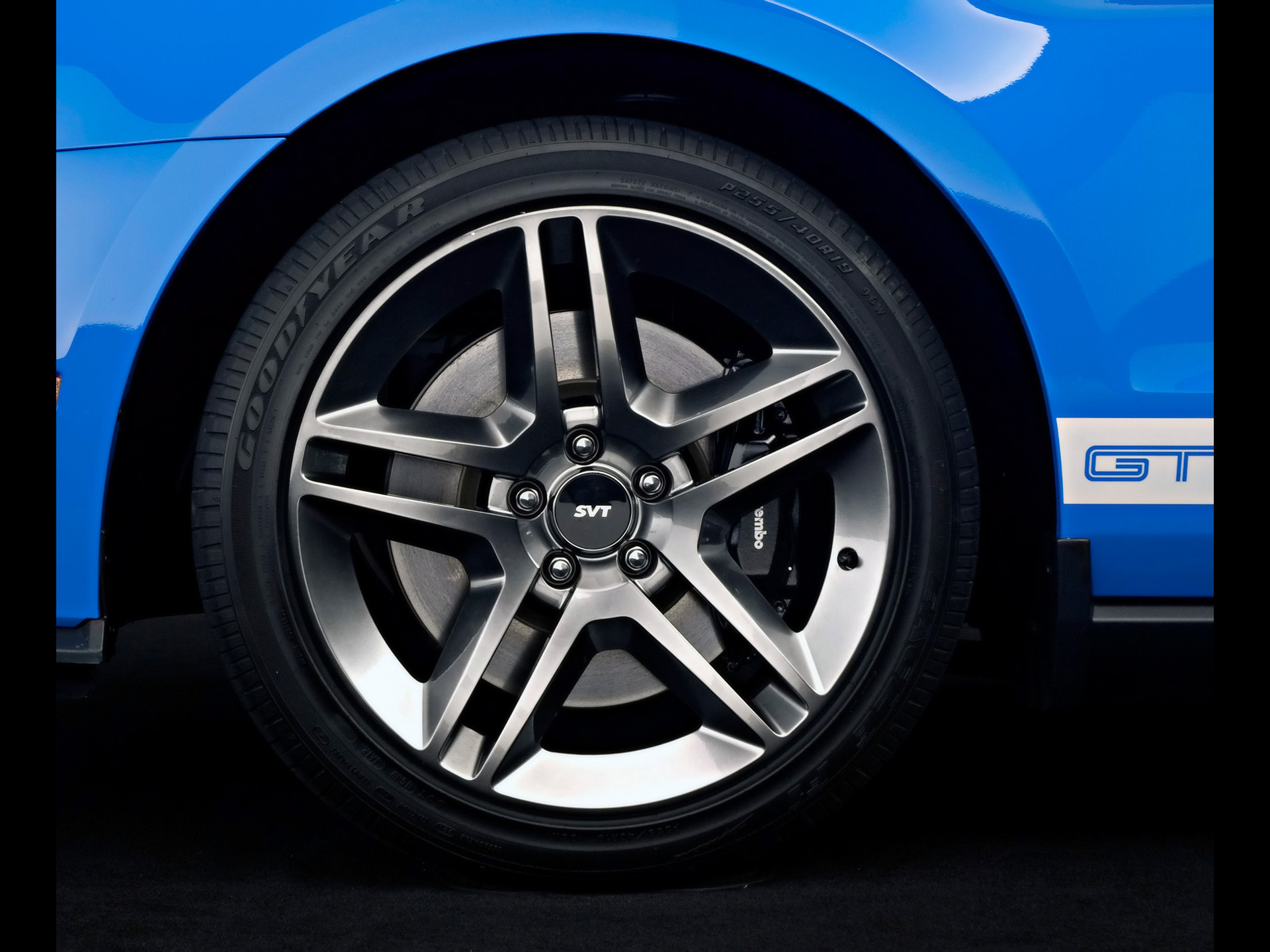 Ford Shelby GT500 wheels #2