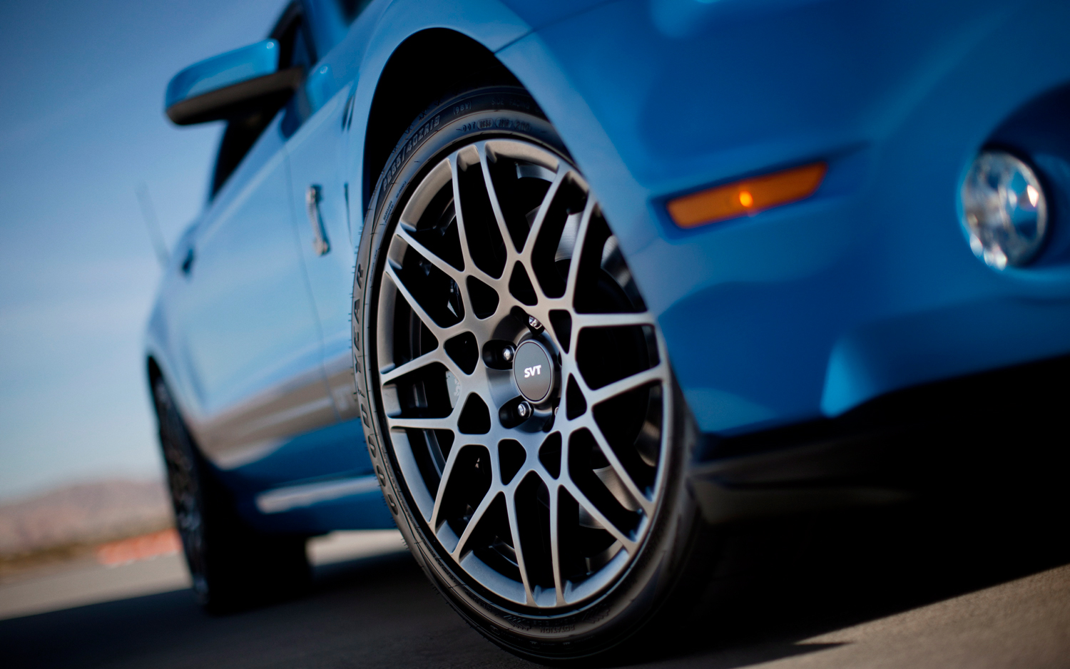 Ford Shelby GT500 wheels #3