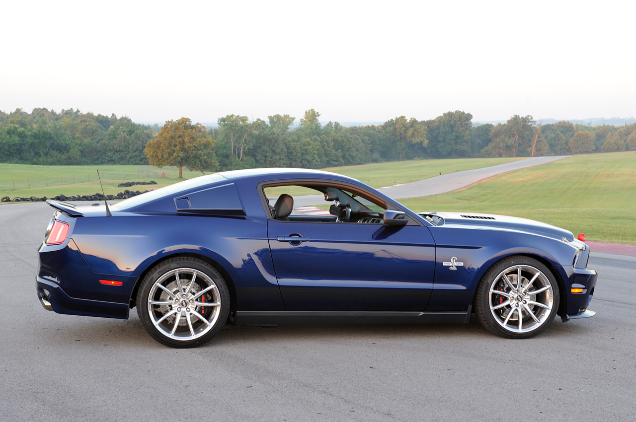 Ford Shelby GT500 wheels #1