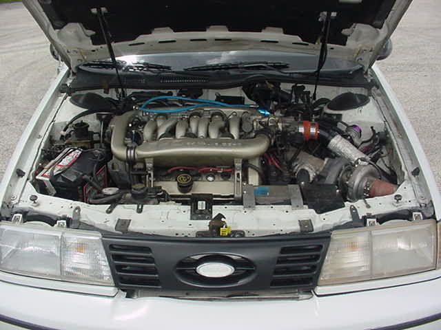 Ford Taurus engine #4