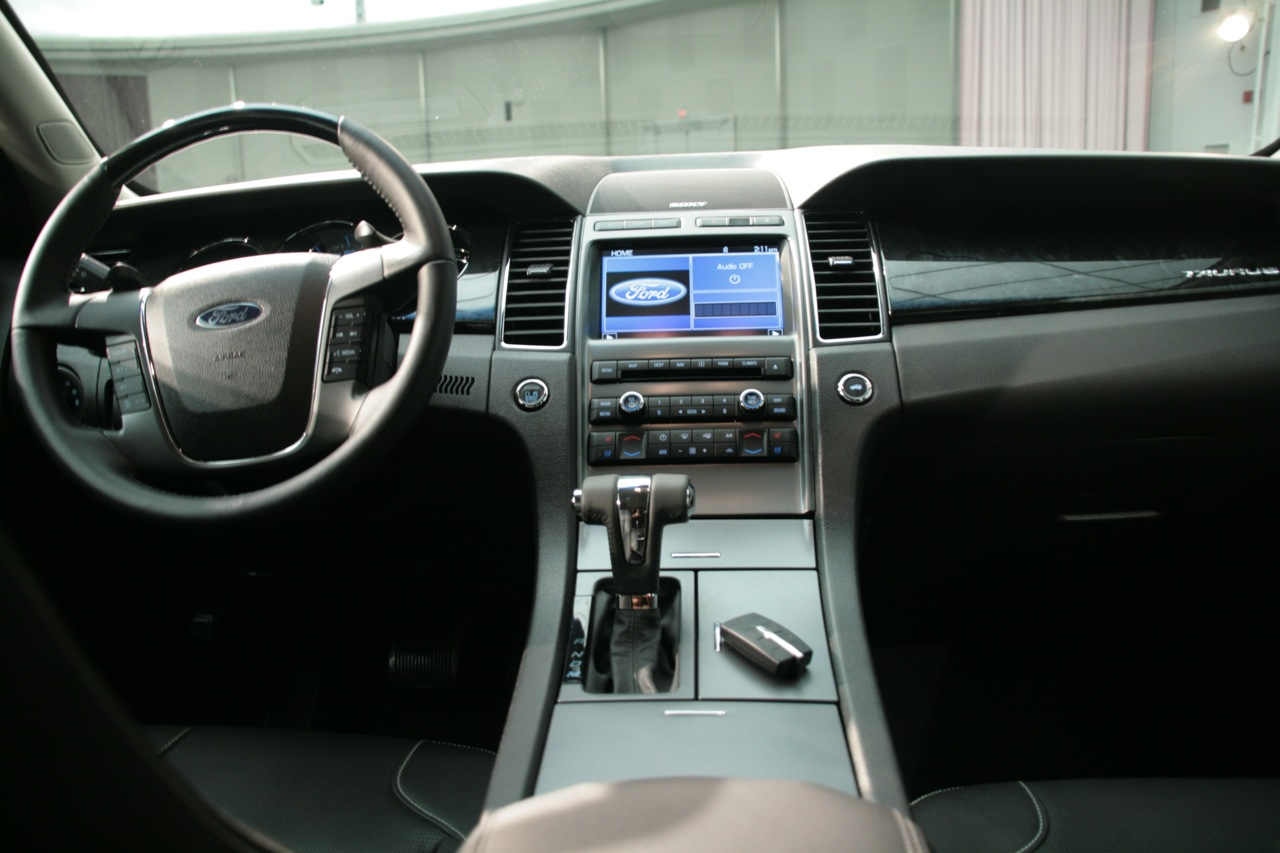 Ford Taurus interior #1