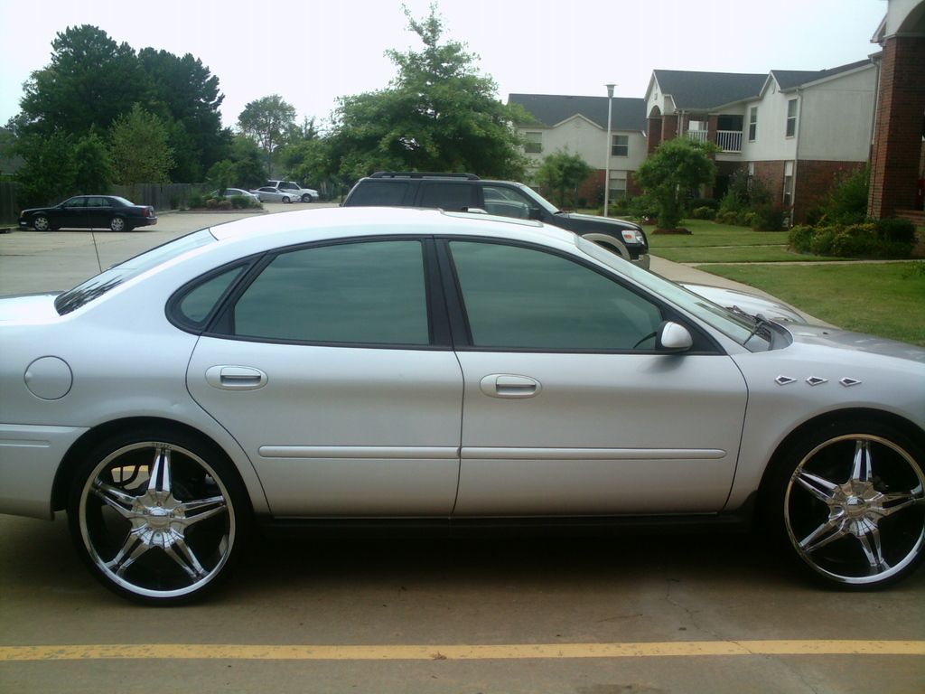 Ford Taurus wheels #3