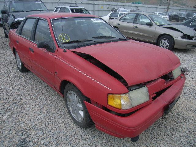 Ford Tempo red #3