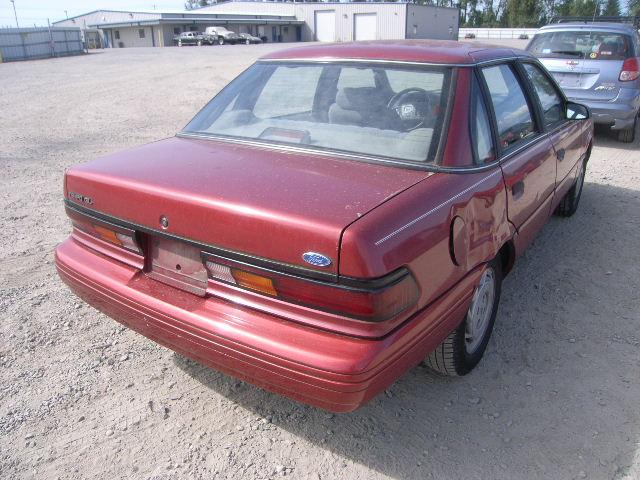 Ford Tempo red #4