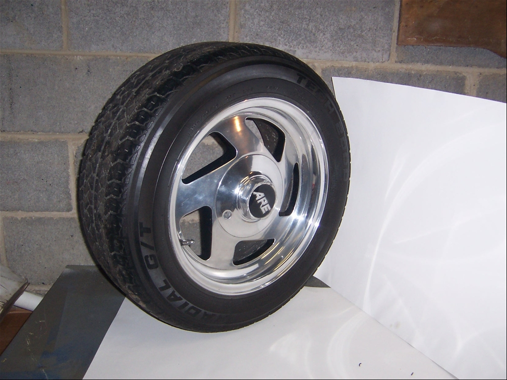 Ford Tempo wheels #4