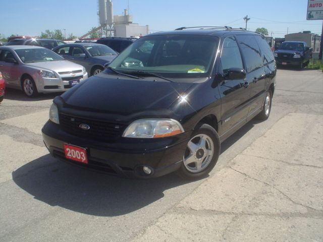 Ford Windstar black #4