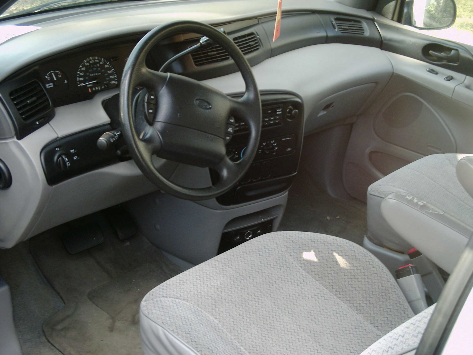 Ford Windstar interior #2