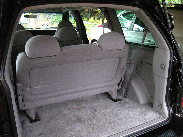 Ford Windstar interior #3