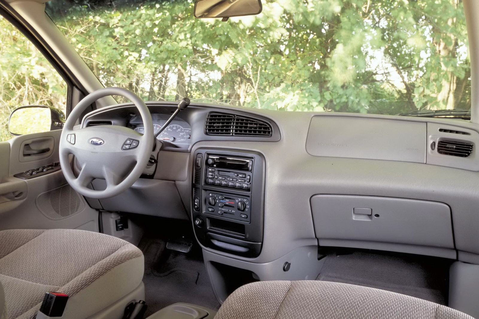 Ford Windstar interior #1