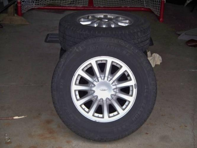 Ford Windstar wheels #1