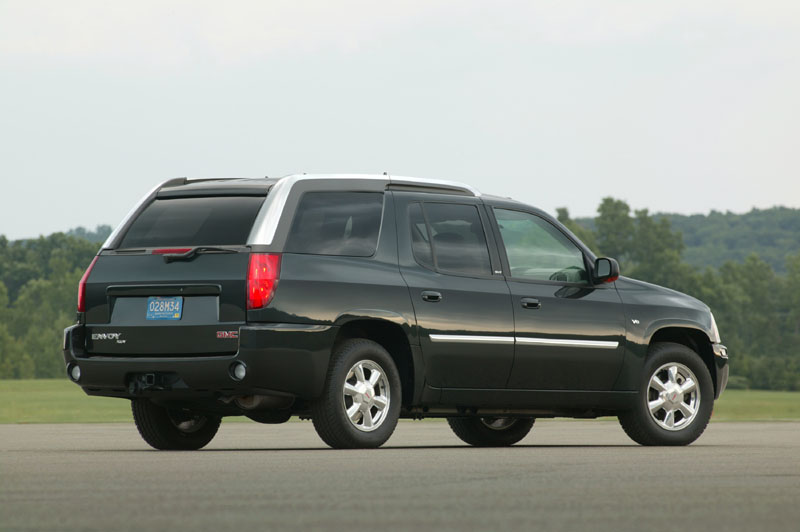 GMC Envoy XUV engine #2