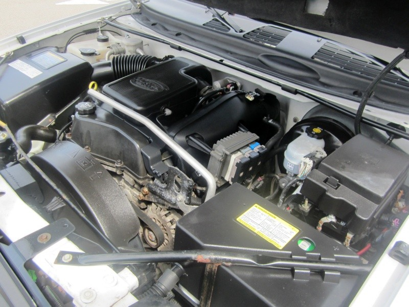 GMC Envoy XUV engine #3