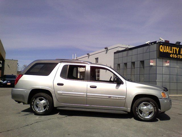 GMC Envoy XUV wheels #3