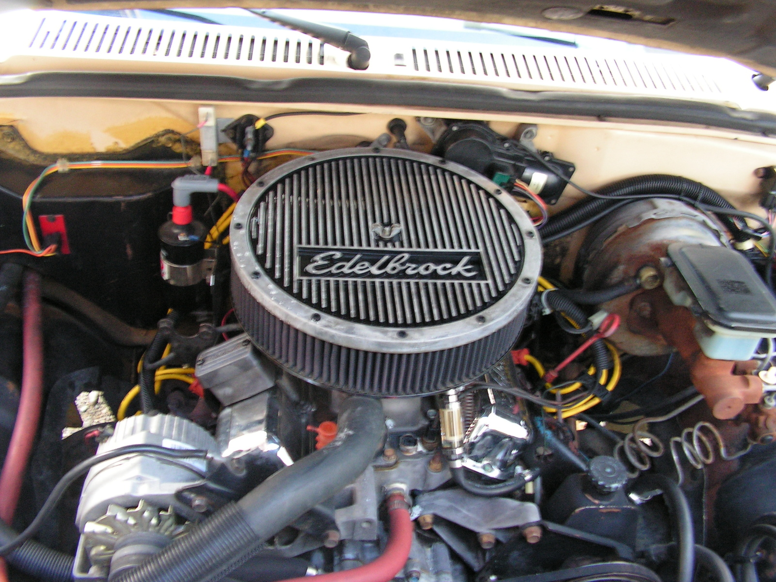 GMC S-15 engine #3