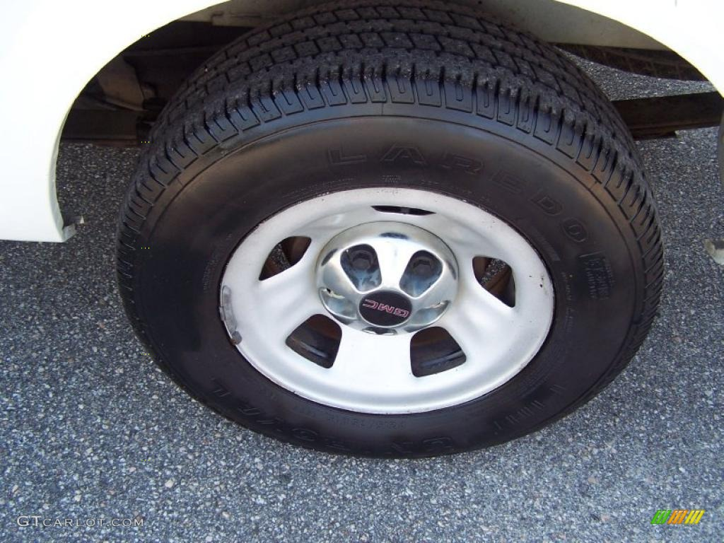 GMC Safari Cargo wheels #4