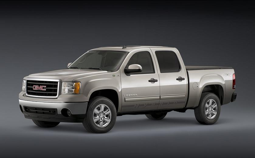 GMC Sierra 1500 Hybrid engine #1