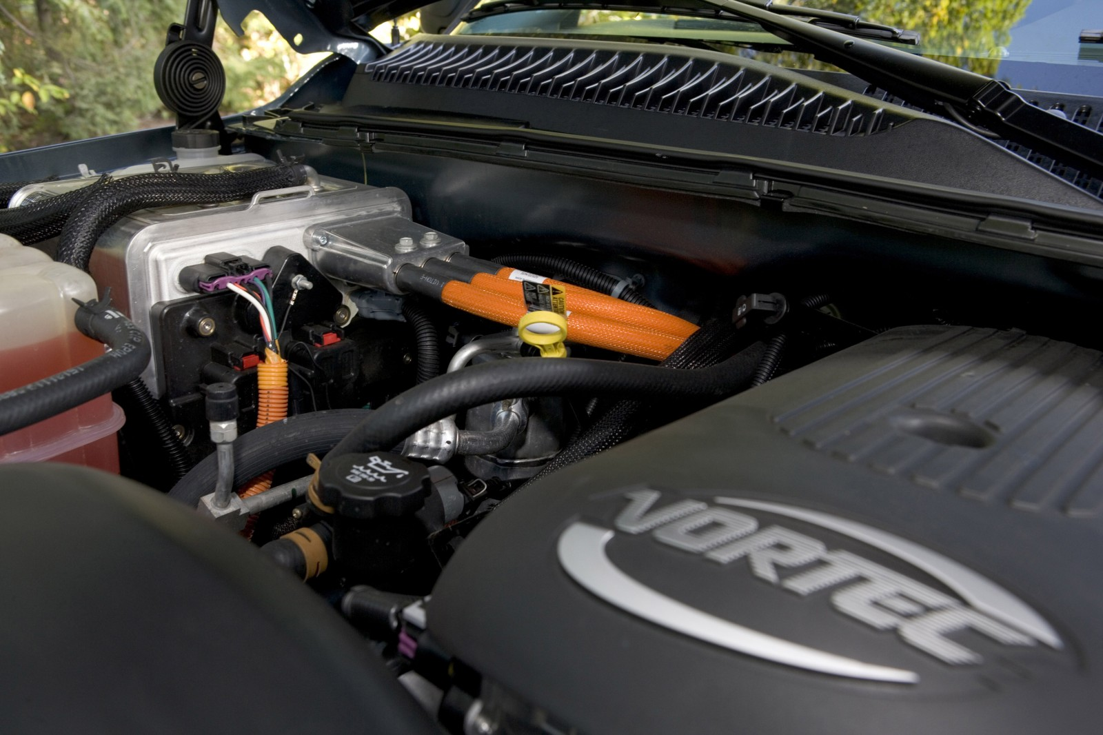 GMC Sierra 1500 Hybrid engine #4