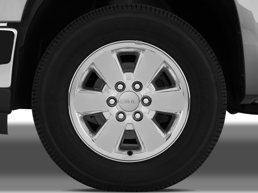 GMC Sierra 1500 Hybrid wheels #4
