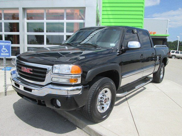 GMC Sierra 1500HD Classic engine #2