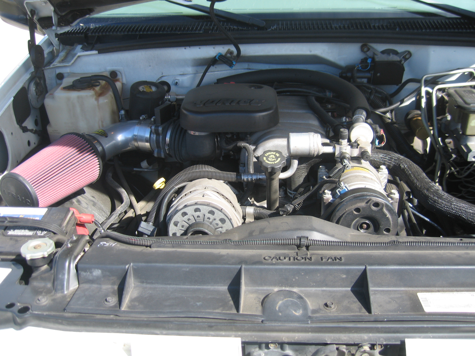 GMC Sierra C3 engine #2