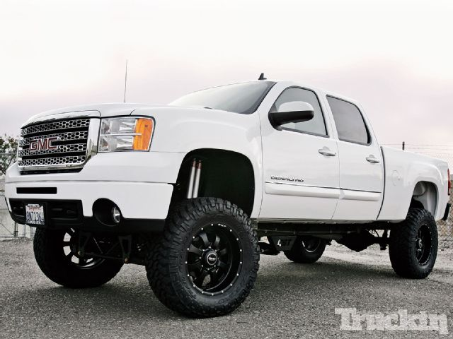 GMC Sierra C3 wheels #3