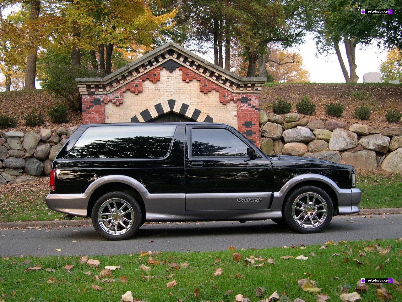 GMC Typhoon #5