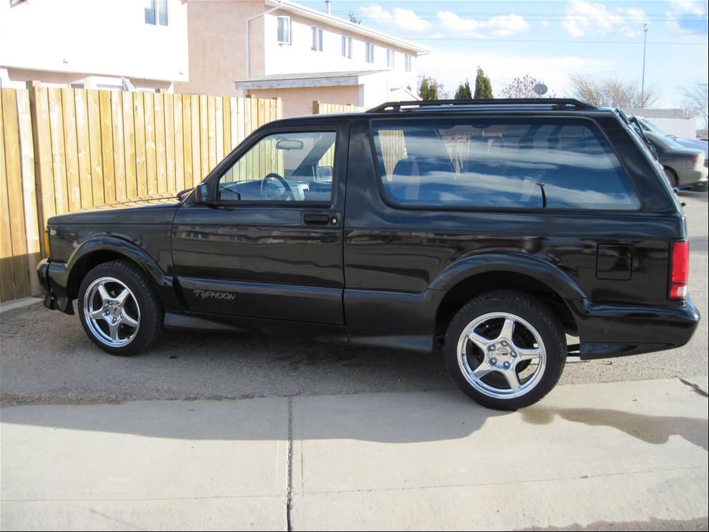 GMC Typhoon wheels #2
