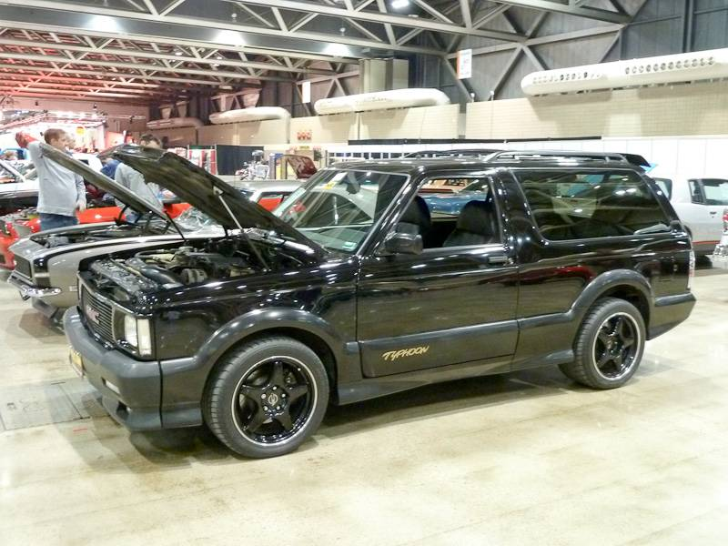 GMC Typhoon wheels #3