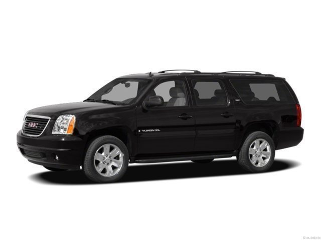GMC Yukon XL black #3