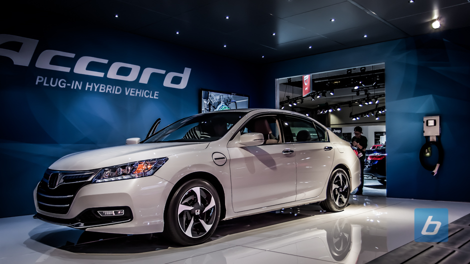Honda Accord Plug-In Hybrid #3