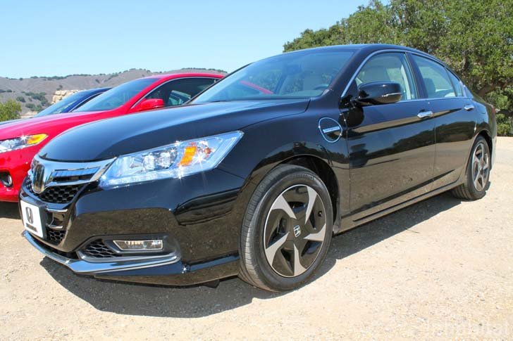 Honda Accord Plug-In Hybrid #6