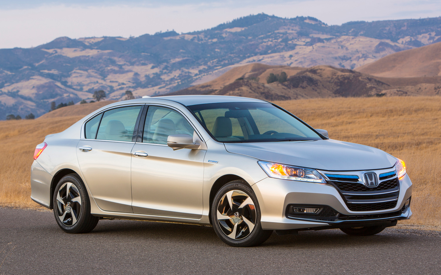 Honda Accord Plug-In Hybrid #9