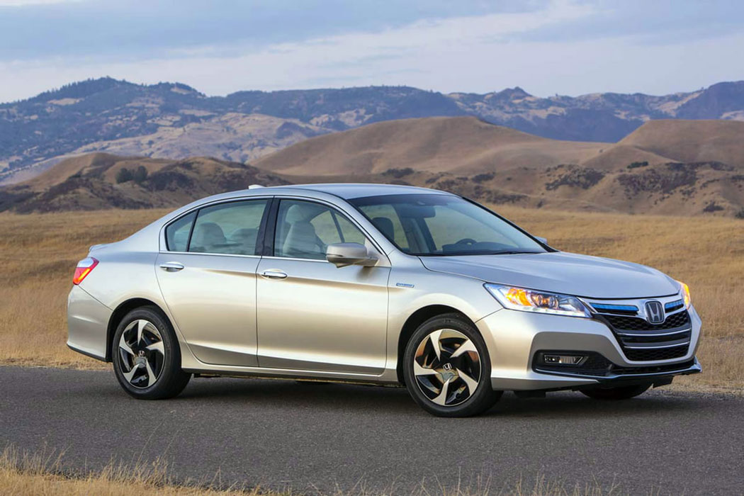 Honda Accord Plug-In Hybrid black #4