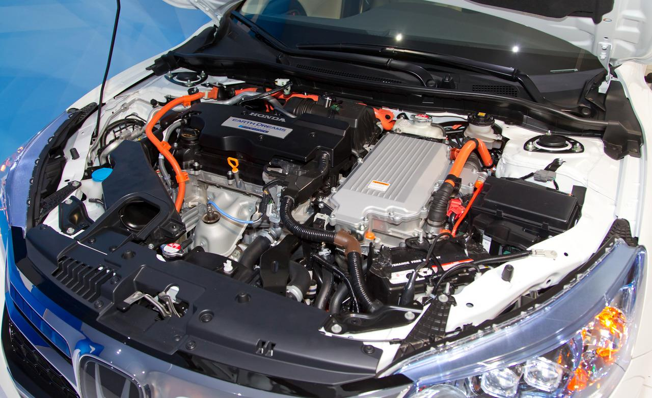Honda Accord Plug-In Hybrid engine #1