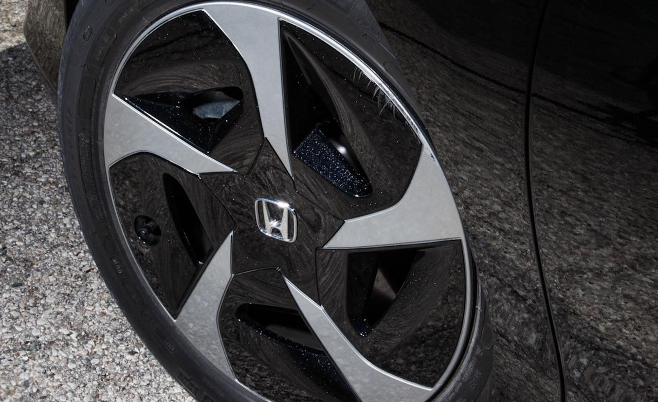 Honda Accord Plug-In Hybrid wheels #2