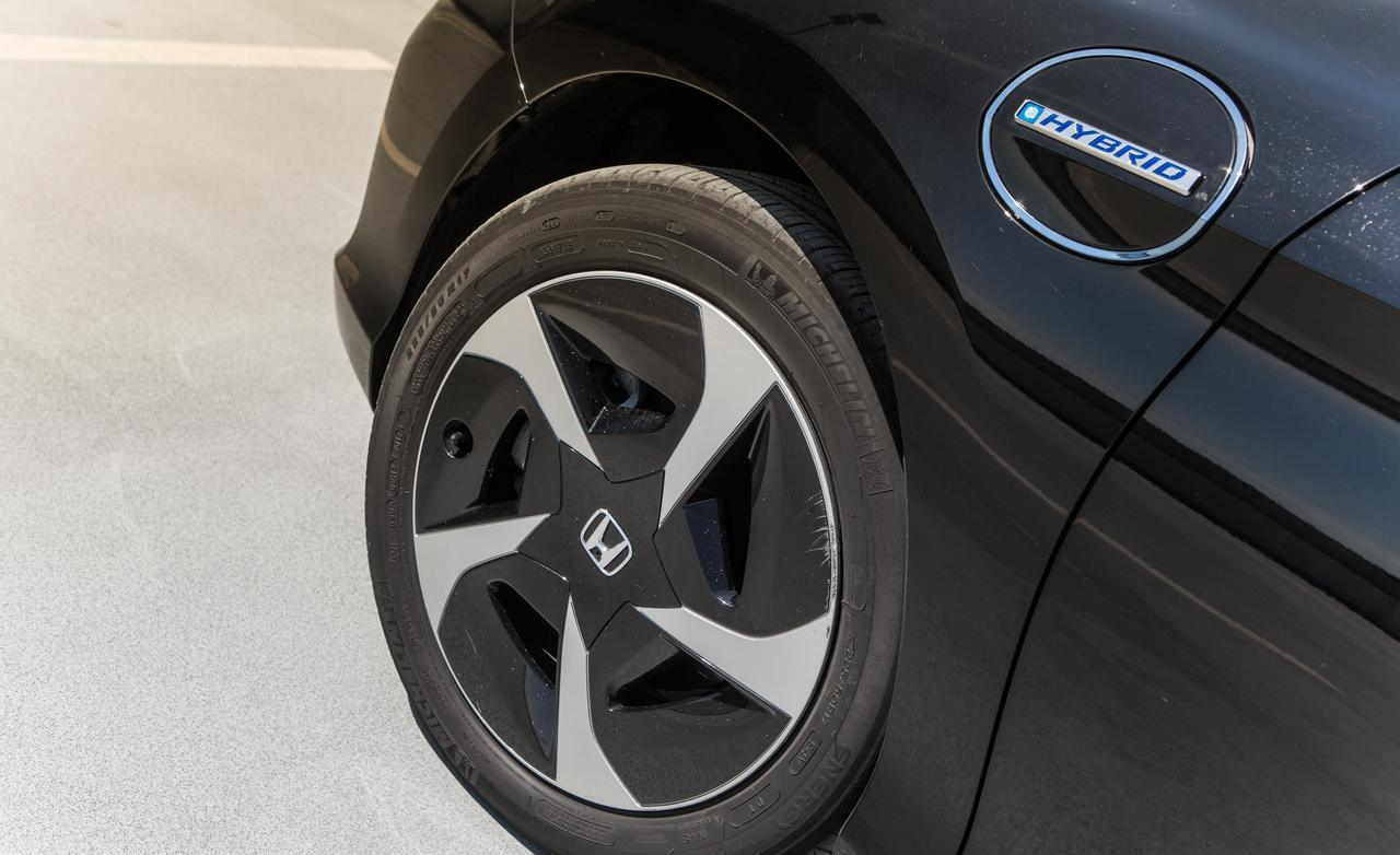 Honda Accord Plug-In Hybrid wheels #4
