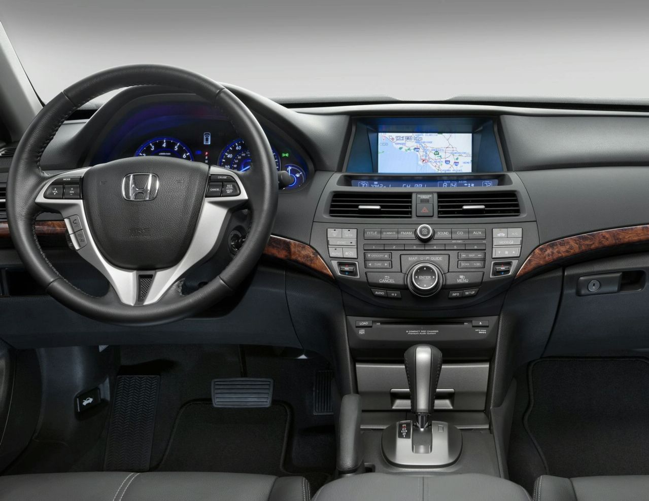 Honda Crosstour interior #2
