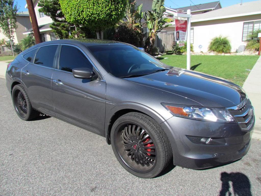 Honda Crosstour wheels #4