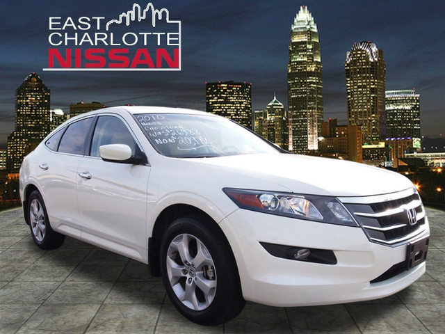 Honda Crosstour white #1